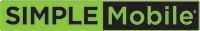 Tracfone - Simple Mobile page header store logo